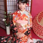 大阪で成人式前撮り写真撮影のブログ写真
