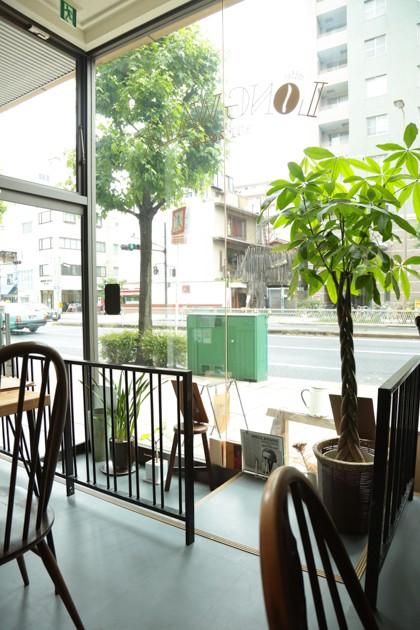 LONG WALK COFFEEさんの店内写真