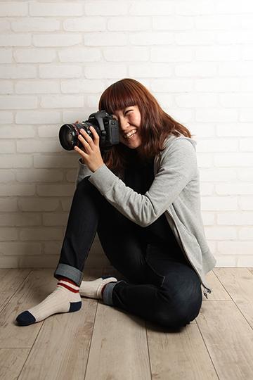 フォトスタジオHONEY&CRUNCHのフォトグラファーのmiyuki