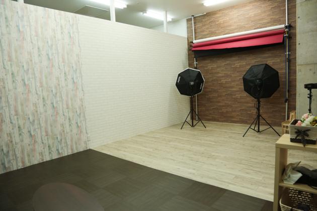 千里Cスタジオ写真1