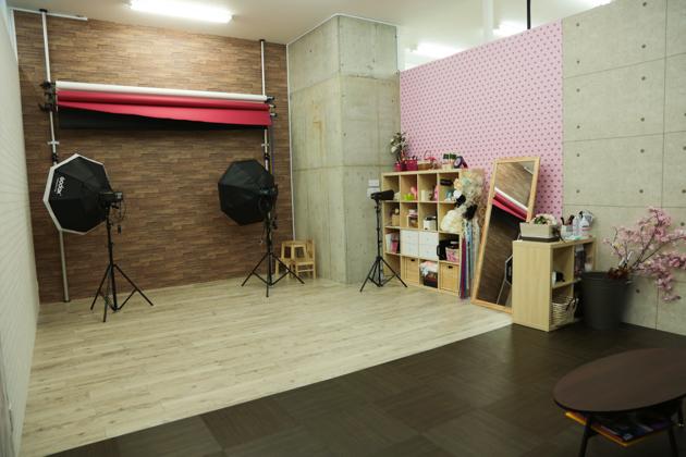 千里Cスタジオ写真2