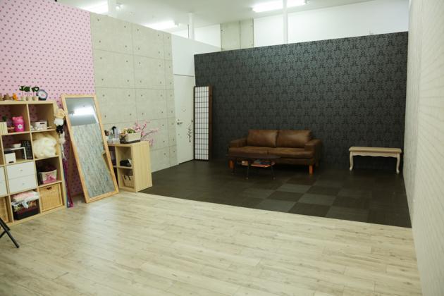 千里Cスタジオ写真3