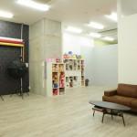 豊中千里中央店のマタニティフォトスタジオハニクラの店舗案内写真02