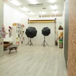 豊中千里中央店のマタニティフォトスタジオハニクラの店舗案内写真05