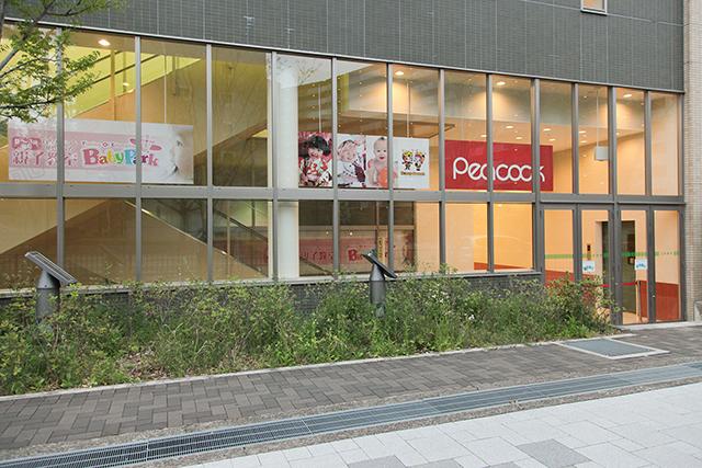 マタニティフォトスタジオHONEY&CRUNCH豊中・千里中央店の外観写真