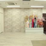 神戸三宮のマタニティフォトスタジオ・ハニーアンドクランチのスタジオ写真
