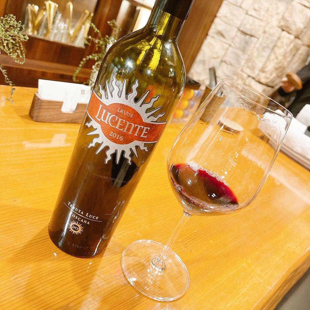 ルーチェのセカンドワイン