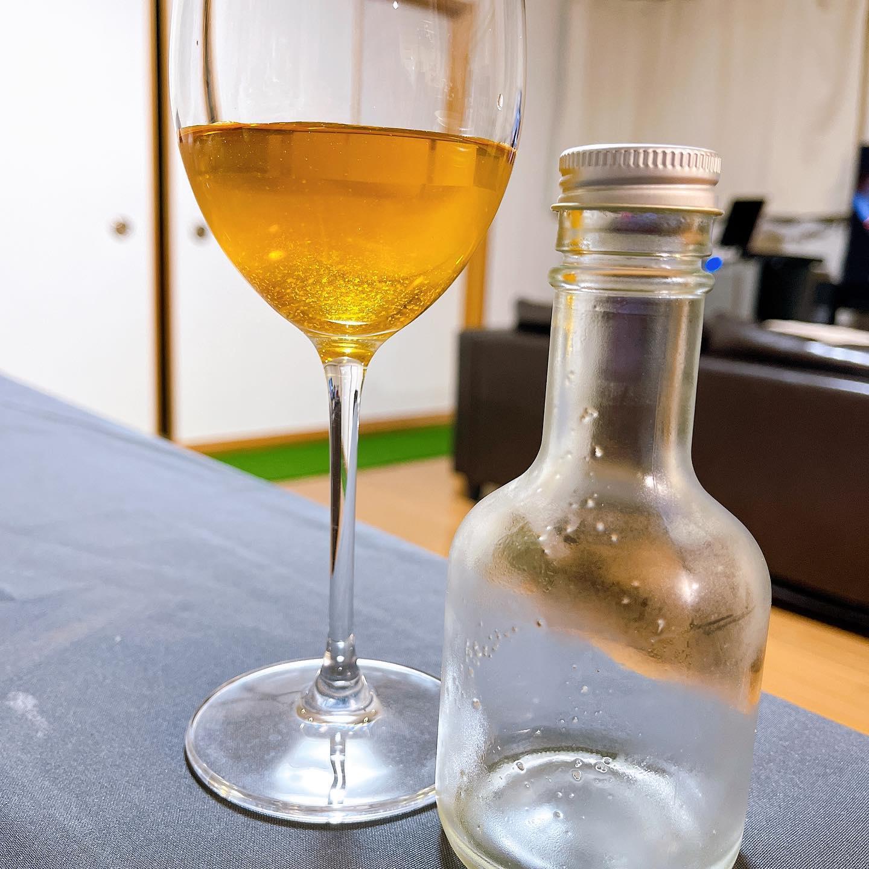 貴腐ワイン。