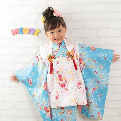 七五三・和装(2~4歳女の子)
