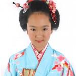 日本髪(有料・飾り5点)
