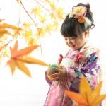 大阪の七五三写真撮影スタジオ・ハニーアンドクランチの3歳女の子和装のフォトギャラリーA048