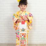 A080大阪の七五三写真撮影スタジオ・ハニーアンドクランチの3歳女の子和装のフォトギャラリー