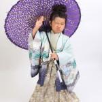 大阪の七五三写真撮影スタジオ・ハニーアンドクランチの3歳女の子和装のフォトギャラリーA135