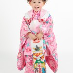 大阪の七五三写真撮影スタジオ・ハニーアンドクランチの3歳女の子和装のフォトギャラリーA176