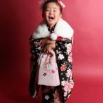 大阪の七五三写真撮影スタジオ・ハニーアンドクランチの3歳女の子和装のフォトギャラリーA179