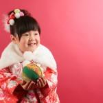 大阪の七五三写真撮影スタジオ・ハニーアンドクランチの3歳女の子和装のフォトギャラリーA199
