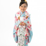 大阪の七五三写真撮影スタジオ・ハニーアンドクランチの3歳女の子和装のフォトギャラリーA234
