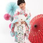 大阪の七五三写真撮影スタジオ・ハニーアンドクランチの3歳女の子和装のフォトギャラリーA237