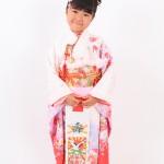 大阪の七五三写真撮影スタジオ・ハニーアンドクランチの7歳女の子和装のフォトギャラリーB023
