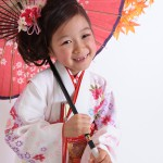大阪の七五三写真撮影スタジオ・ハニーアンドクランチの7歳女の子和装のフォトギャラリーB043