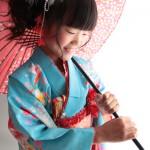 大阪の七五三写真撮影スタジオ・ハニーアンドクランチの7歳女の子和装のフォトギャラリーB104