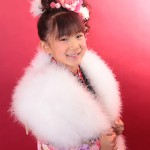 大阪の七五三写真撮影スタジオ・ハニーアンドクランチの7歳女の子和装のフォトギャラリーB119