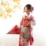 大阪の七五三写真撮影スタジオ・ハニーアンドクランチの7歳女の子和装のフォトギャラリーB160
