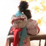 大阪の七五三写真撮影スタジオ・ハニーアンドクランチの7歳女の子和装のフォトギャラリーB183