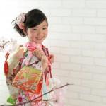 大阪の七五三写真撮影スタジオ・ハニーアンドクランチの7歳女の子和装のフォトギャラリーB192