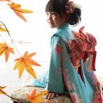 大阪の七五三写真撮影スタジオ・ハニーアンドクランチの7歳女の子和装のフォトギャラリーB206
