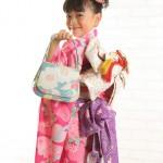 大阪の七五三写真撮影スタジオ・ハニーアンドクランチの7歳女の子和装のフォトギャラリーB211