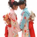 大阪の七五三写真撮影スタジオ・ハニーアンドクランチの7歳女の子和装のフォトギャラリーB212