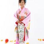 大阪の七五三写真撮影スタジオ・ハニーアンドクランチの7歳女の子和装のフォトギャラリーB213