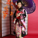 大阪の七五三写真撮影スタジオ・ハニーアンドクランチの7歳女の子和装のフォトギャラリーB219