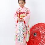 大阪の七五三写真撮影スタジオ・ハニーアンドクランチの7歳女の子和装のフォトギャラリーB230