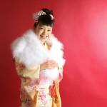 大阪の七五三写真撮影スタジオ・ハニーアンドクランチの7歳女の子和装のフォトギャラリーB237