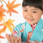 大阪の七五三写真撮影スタジオ・ハニーアンドクランチの7歳女の子和装のフォトギャラリーB240