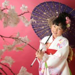 大阪の七五三写真撮影スタジオ・ハニーアンドクランチの7歳女の子和装のフォトギャラリーB250