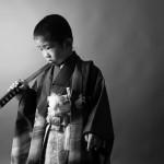 大阪の七五三写真撮影スタジオ・ハニーアンドクランチの男の子の和装のフォトギャラリーC013
