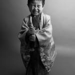 大阪の七五三写真撮影スタジオ・ハニーアンドクランチの男の子の和装のフォトギャラリーC016