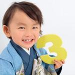 大阪の七五三写真撮影スタジオ・ハニーアンドクランチの男の子の和装のフォトギャラリーC019