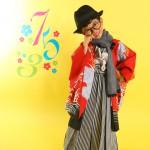 大阪の七五三写真撮影スタジオ・ハニーアンドクランチの男の子の和装のフォトギャラリーC024