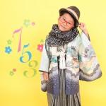 大阪の七五三写真撮影スタジオ・ハニーアンドクランチの男の子の和装のフォトギャラリーC046