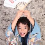 大阪の七五三写真撮影スタジオ・ハニーアンドクランチの男の子の和装のフォトギャラリーC062
