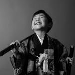 大阪の七五三写真撮影スタジオ・ハニーアンドクランチの男の子の和装のフォトギャラリーC064