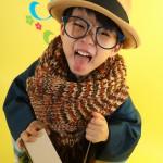 大阪の七五三写真撮影スタジオ・ハニーアンドクランチの男の子の和装のフォトギャラリーC100