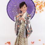 大阪の七五三写真撮影スタジオ・ハニーアンドクランチの男の子の和装のフォトギャラリーC124