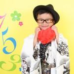 大阪の七五三写真撮影スタジオ・ハニーアンドクランチの男の子の和装のフォトギャラリーC130