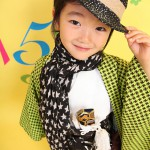 大阪の七五三写真撮影スタジオ・ハニーアンドクランチの男の子の和装のフォトギャラリーC132
