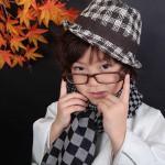 大阪の七五三写真撮影スタジオ・ハニーアンドクランチの男の子の和装のフォトギャラリーC136